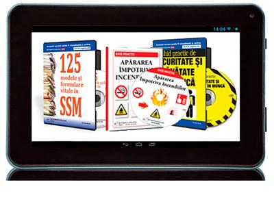 Tableta Responsabilului SSM